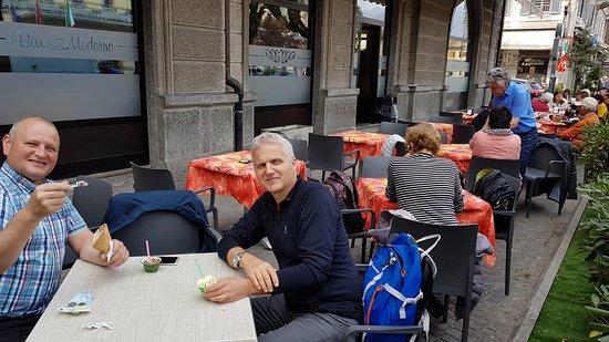 Bar Moderno, Domodossola