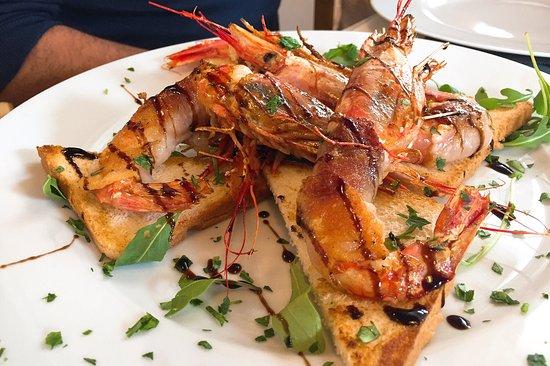 Pizzeria Cucina Di Mare Marinato a Trieste: Menù originale con Prezzi
