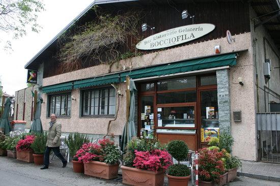 Bar Ristorante Gelateria La Bocciofila, Borgomanero