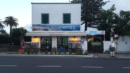Napule A Santa Marinella Menù Prezzi Recensioni Del Ristorante