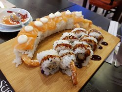 Sushi Bar, Valmontone