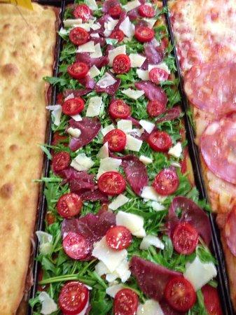 Pizza E Mozzarella, Roma