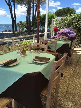 I migliori ristoranti di Trevignano Romano