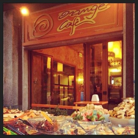 Orange Cafe La Spezia, La Spezia