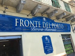 Foto del ristorante FRONTE DEL PORTO