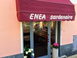 Enea Sardenaira, Sanremo