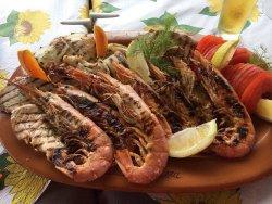 Bagni Le Vele a Cogoleto - Menù, prezzi, recensioni del ristorante