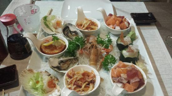 Shinto-ryu Restaurant & Lounge Bar, Brescia