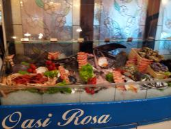 Oasi Rosa A Settimo Milanese Menu Prezzi Recensioni Del Ristorante