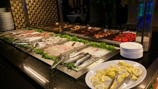 Restaurant International, Vittuone