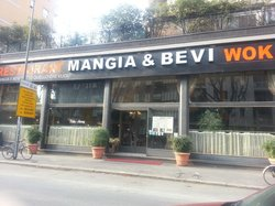 Mangia E Bevi Wok, Milano