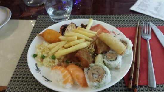 Wok Sushi, Erbusco