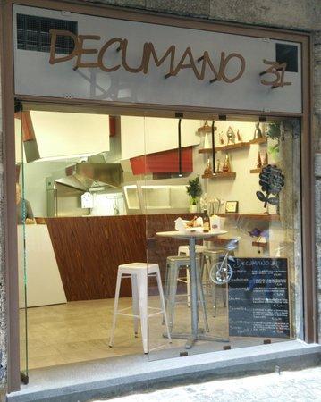 Foto del ristorante Decumano 31