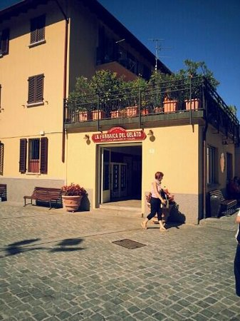 La Fabbrica Del Gelato, Lenno