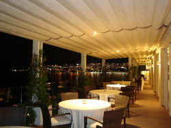 Caruso Roof Garden Restaurant, Napoli