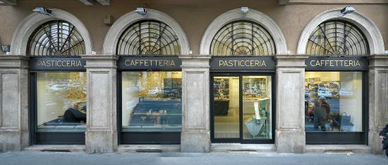 Panzera Milano - Viale Monte Santo, Milano