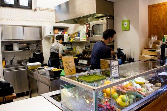 Foto del ristorante Romea Green