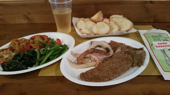 Foto del ristorante Porchetteria Centrale