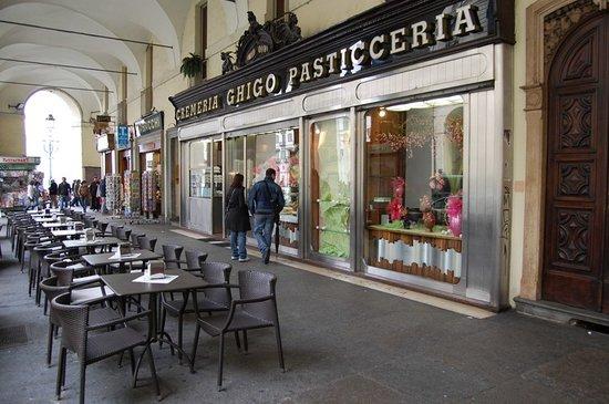 Pasticceria Ghigo, Torino