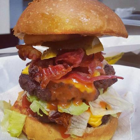 Foto del ristorante Galaxy Burger