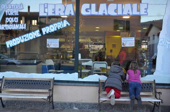 Gelateria Yogurteria Era Glaciale, Borgofranco d'Ivrea