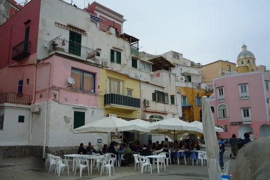 Bar Graziella, Procida