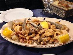 Trattoria Del Pescatore, Taranto