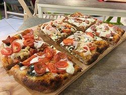 Foto del ristorante LA PIZZA DI REBE