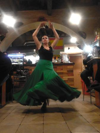 Foto del ristorante El Patio Flamenco
