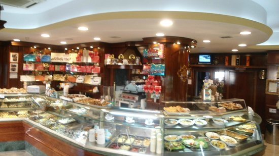 Bar Pasticceria Sampolo, Palermo