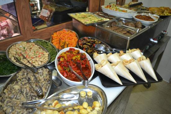 Alimentari Testa, Napoli
