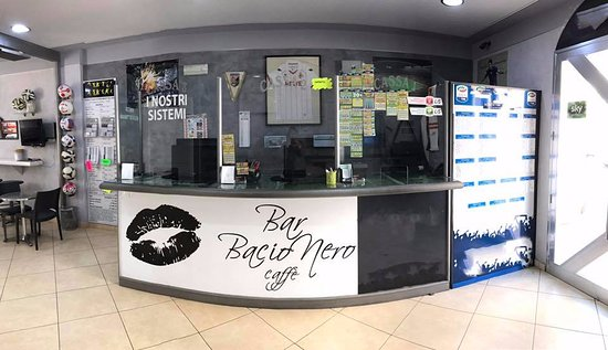 Bar Bacio Nero Caffe, Altavilla Milicia