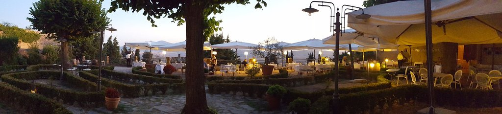 La Terrazza Del Chiostro a Pienza: Menù originale con Prezzi