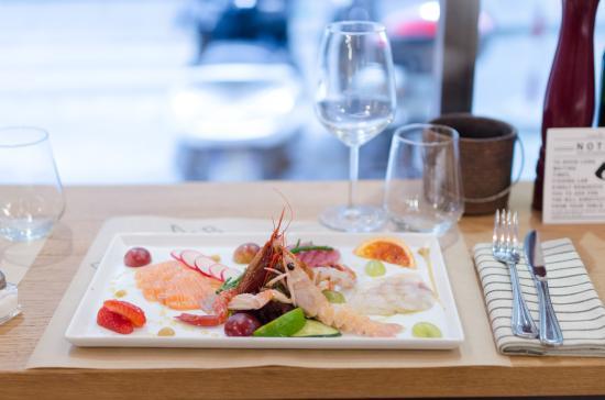 Foto del ristorante FISHING LAB Alle Murate