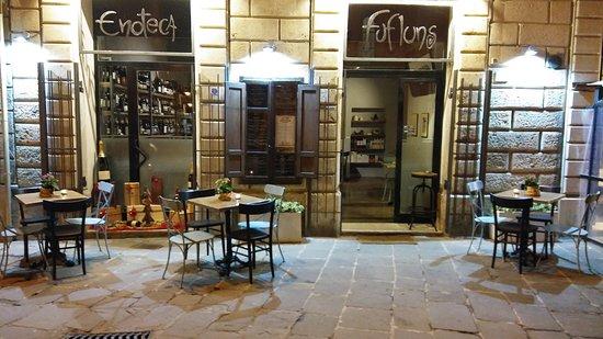 Foto del ristorante Enoteca Ristorante Fufluns