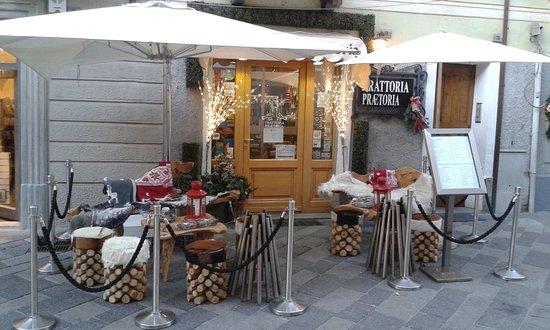 Foto del ristorante Trattoria Praetoria