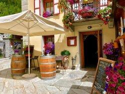 Castore Lounge Bar & Restaurant, Gressoney-la-Trinité
