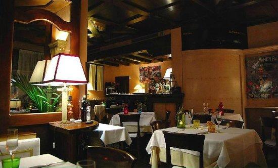 Foto del ristorante La Vecchia Enoteca