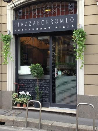 B Restaurant, Milano