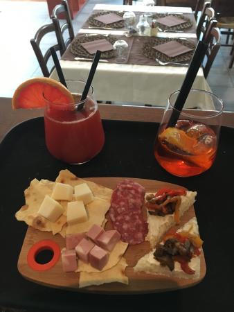 Foto del ristorante A kent'annos