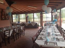 Foto del ristorante Casale Rosa