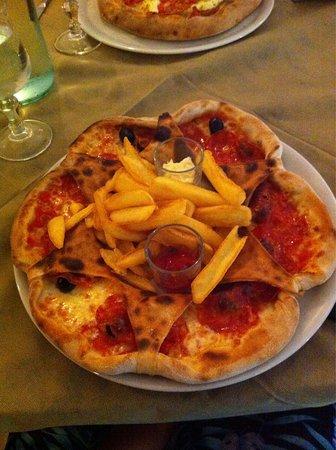 Foto del ristorante La Pizza Punto e Basta