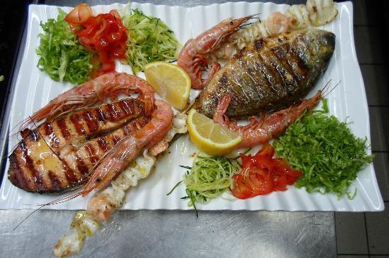 Foto del ristorante La Paranza