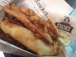 Foto del ristorante Crust Burger Fish & Chips