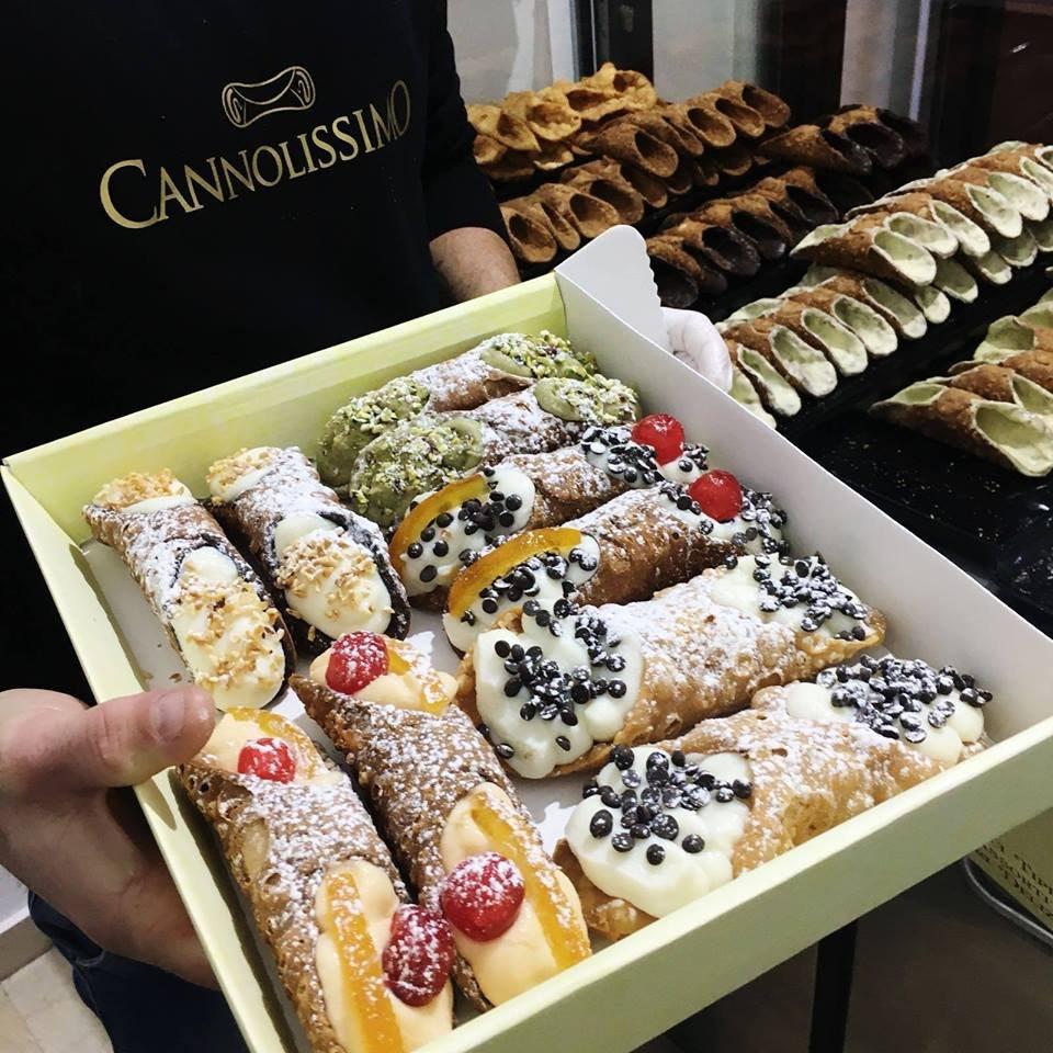 Cannolissimo, Palermo