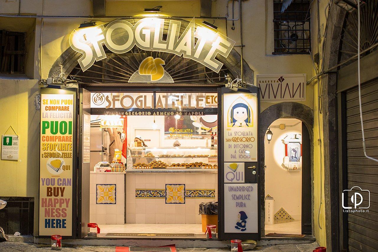 Sfogliate & Sfogliatelle, Napoli