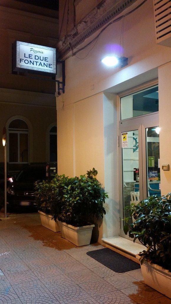 Pizzeria Le Due Fontane, Taranto