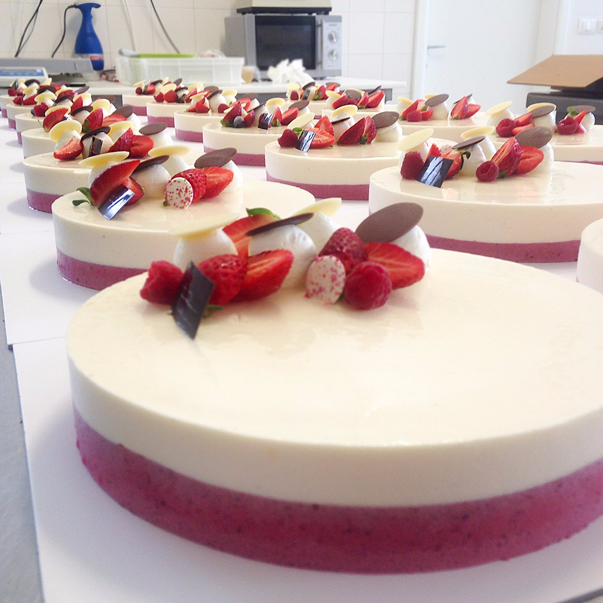 Fabrizio Racca - Eccellenza Nel Dessert, Torino