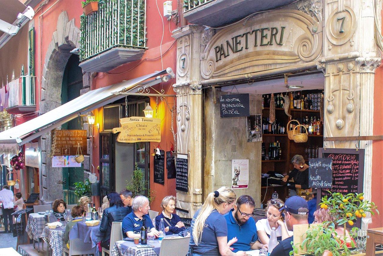 Antica Taverna A  Chiaia, Napoli