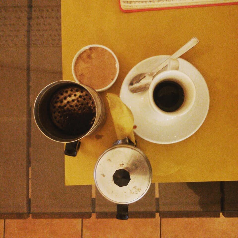 Cuccuma Caffè, Napoli